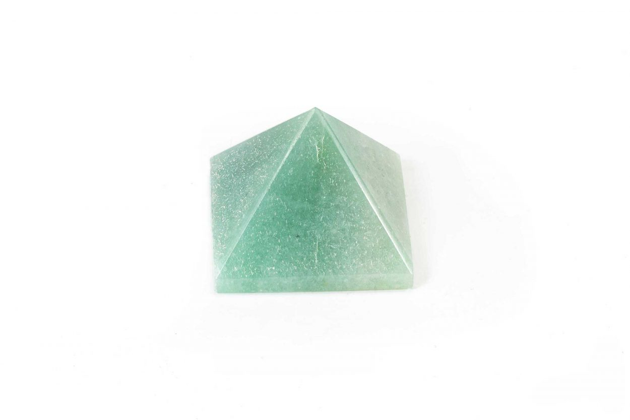Orgonite Pyramid -  Rose Quartz