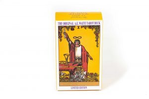 The Original A.E. Waite Tarot Deck